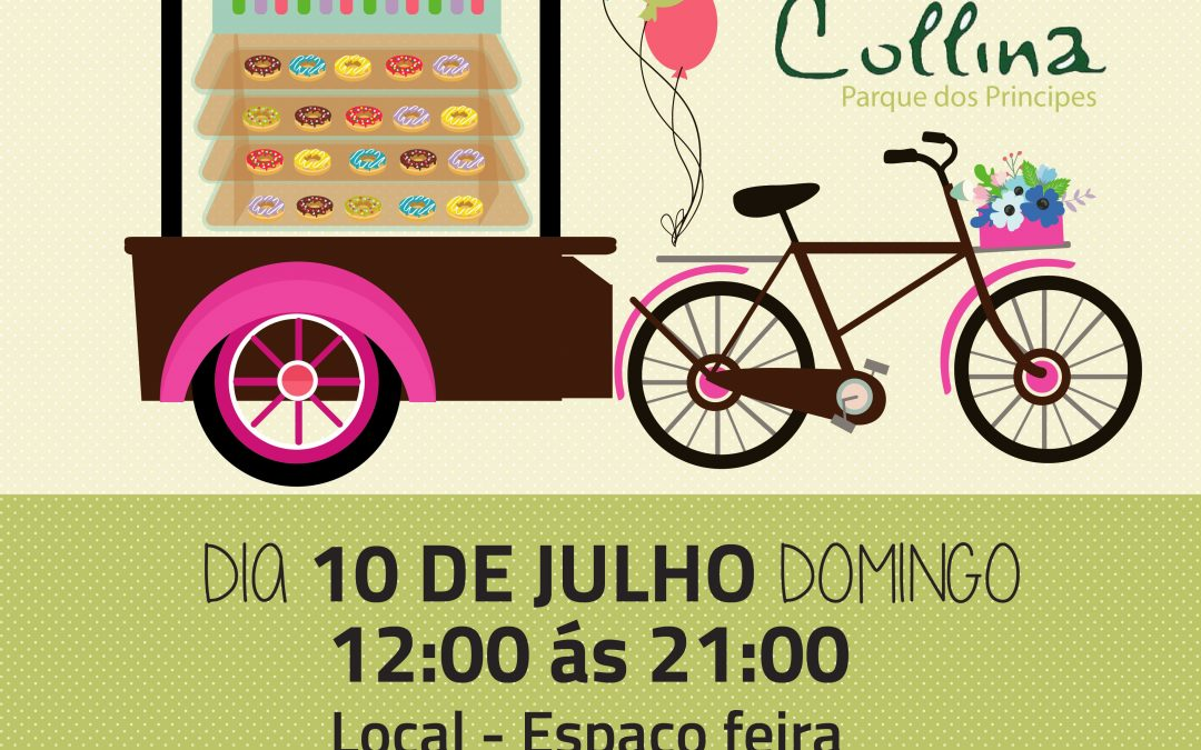 Evento Food Bike Collina 10/07