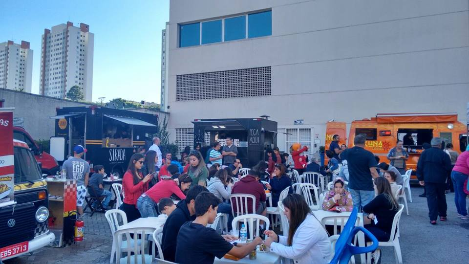 Food Truck para Eventos Corporativos